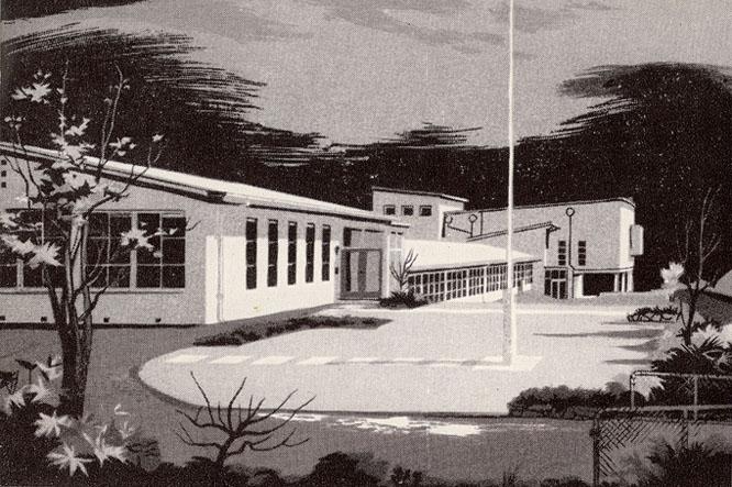 Establishment of Brighton High School
